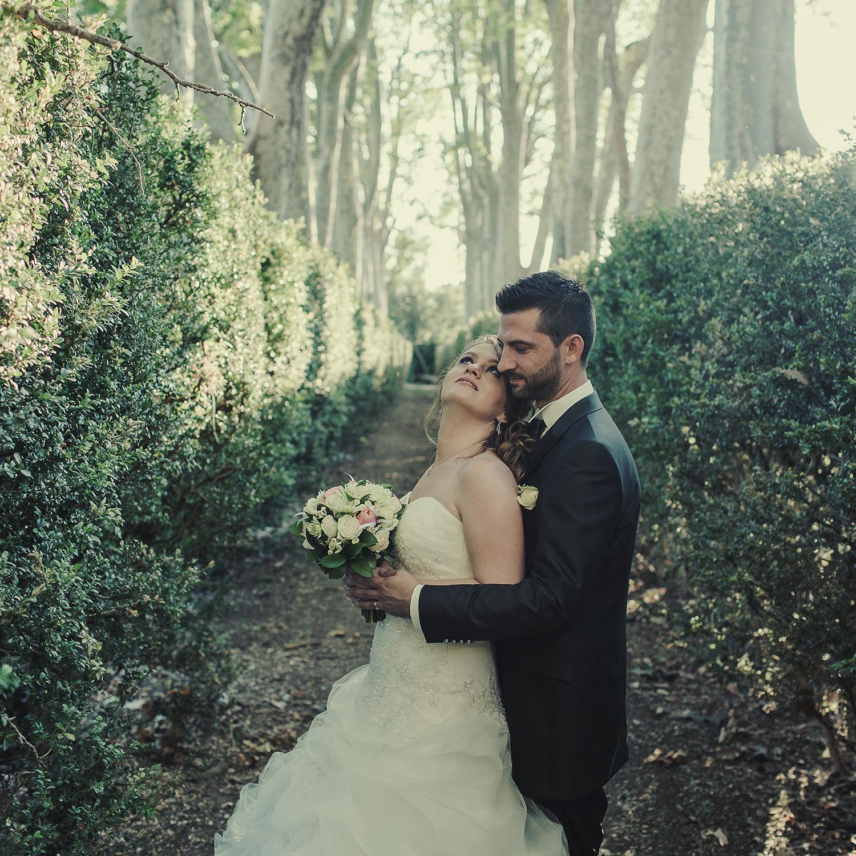 Mariage au Domaine la barratonne