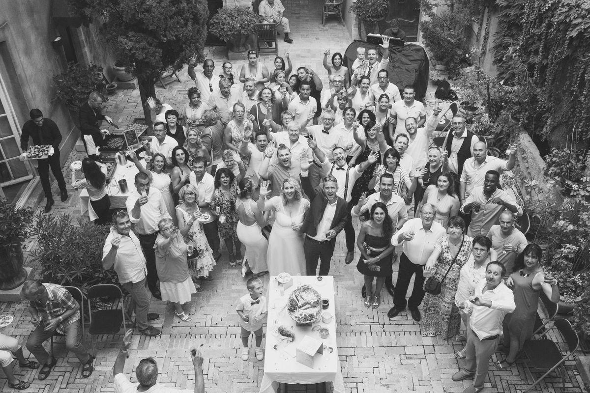 mariage carces var